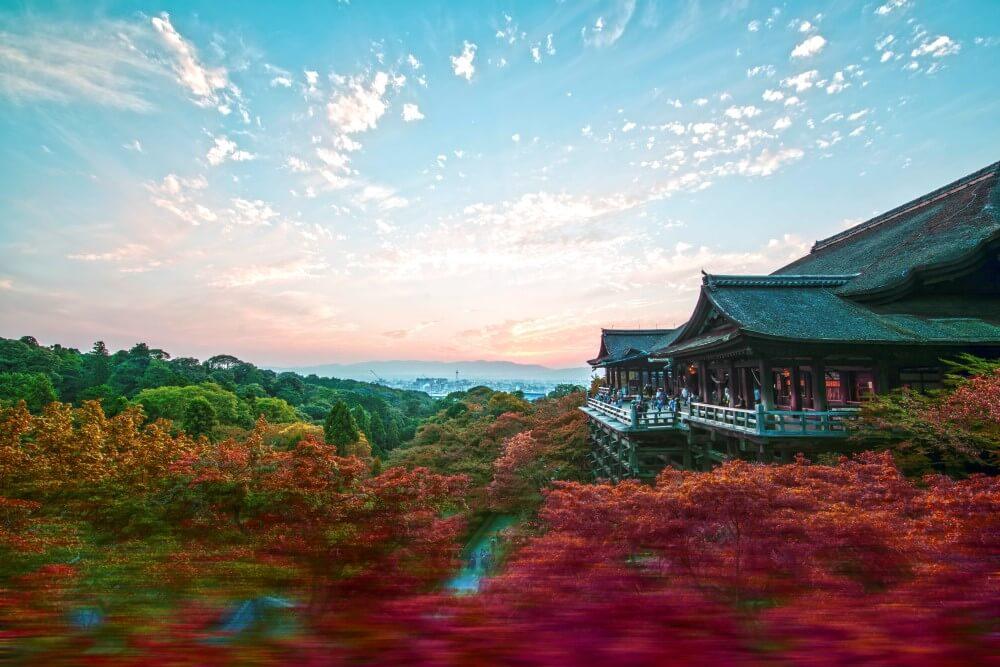 johannes-weinsheimer-kyomizu-dera-sunset